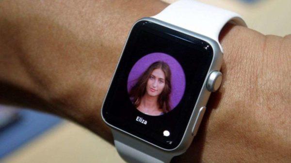 Настройка портретов контактов в Apple Watch