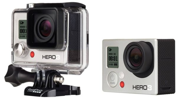 GoPro Digital HERO5 и 3