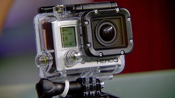 GoPro HERO3 White