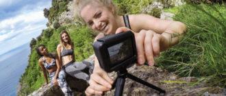 Как фотографировать на GoPro