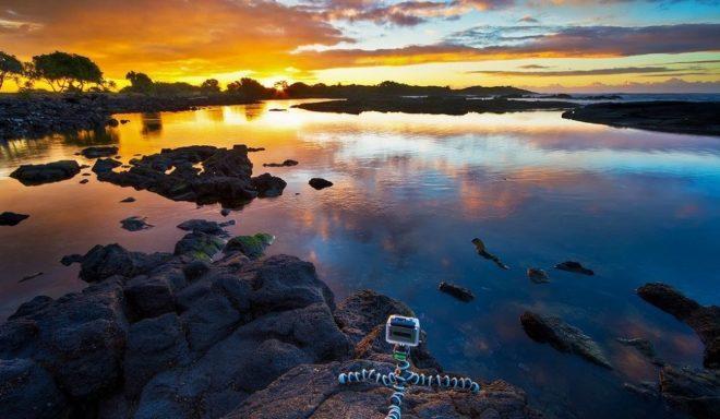 Съемка Timelaps на GoPro