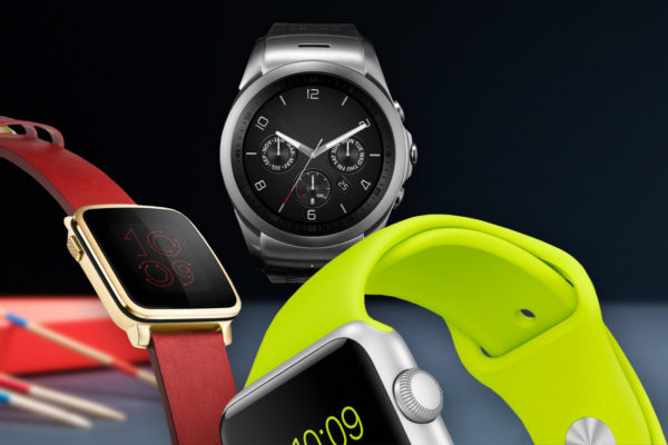 Apple Watch, Android Wear и Pebble Time