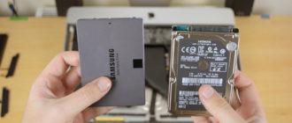 SSD-диск для iMac