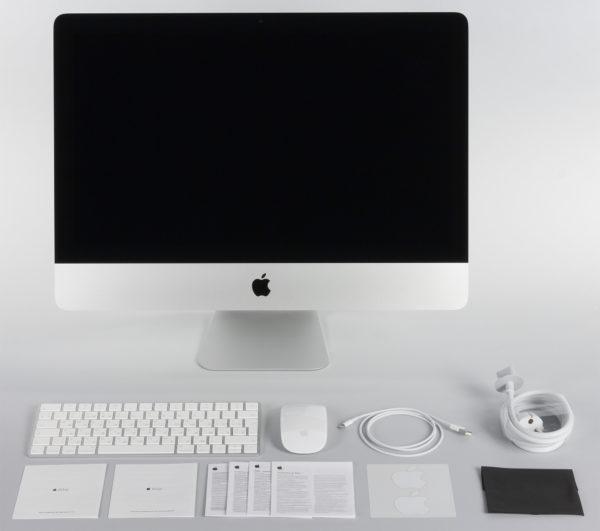 Комплектация iMac