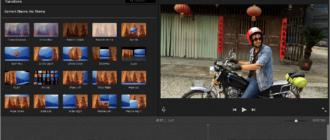 Редактирование видео с GoPro