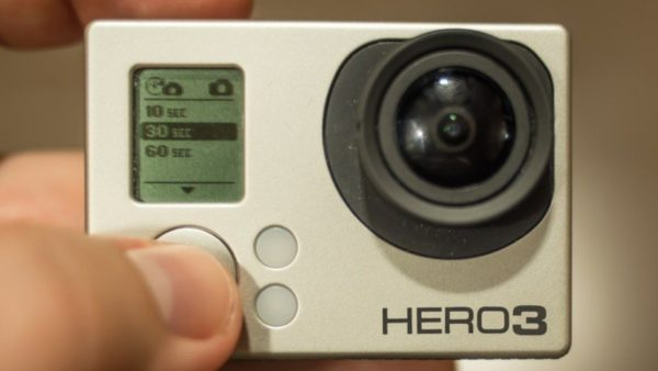 Настройка GoPro для покадровой съемки