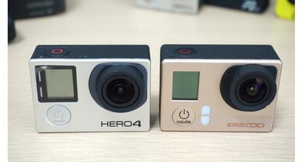 Камеры, похожие на GoPro
