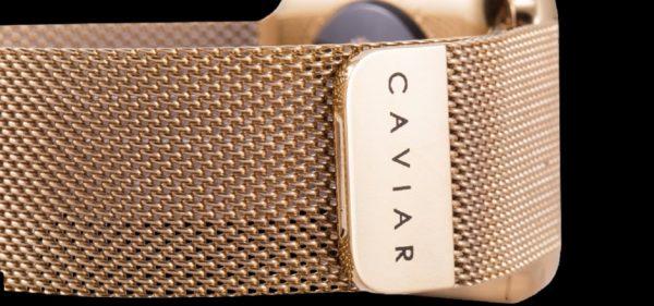 Ремешок iWatch Caviar Edition