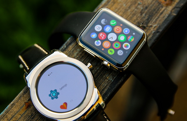 Apple Watch и Android Wear