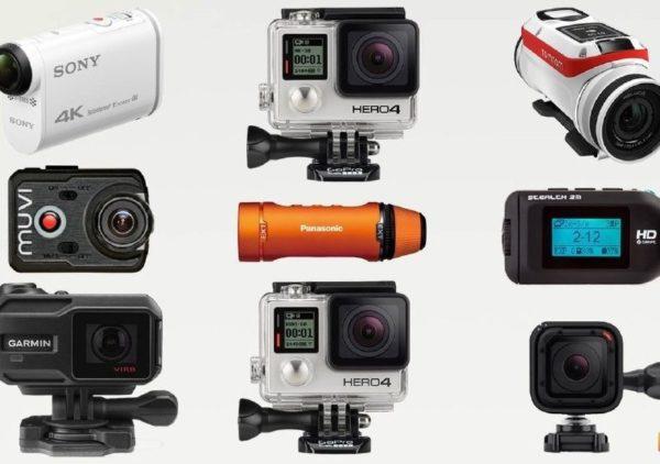 Чем отличается GoPro от других экшн-камер