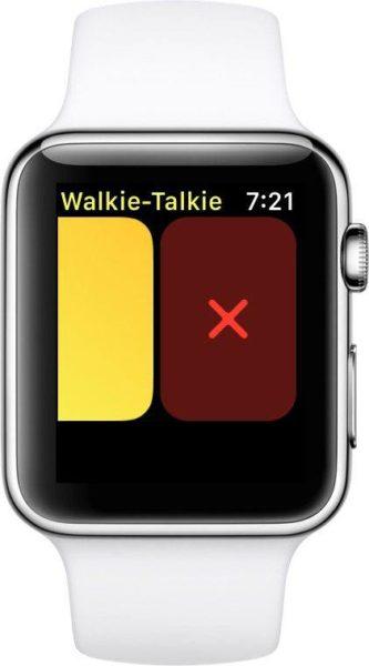 Удаление друзей в Walkie-Talkie