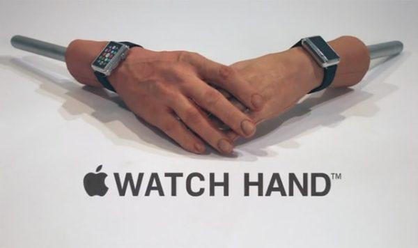 Watch Hand