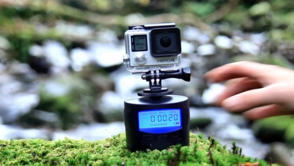 Установка GoPro для съемки Timelaps
