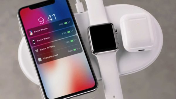 AirPower от Apple