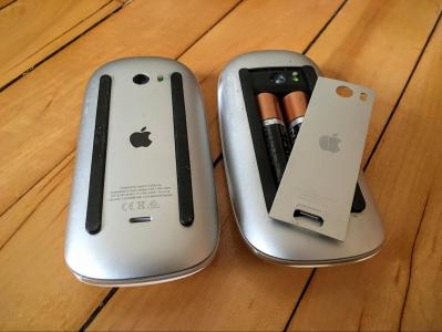 Apple Mouse 1