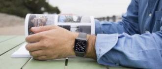 Apple Watch помогут пациентам с заменой сустава