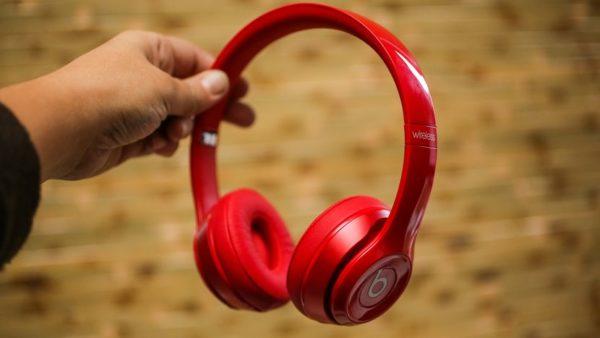 Bluetooth-наушники Beats Solo2 Wireless