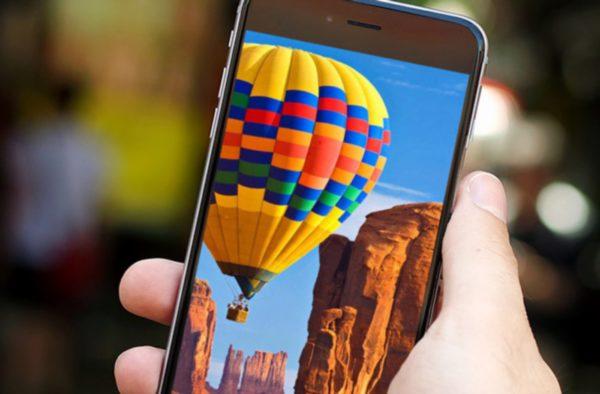 Retina в iPhone