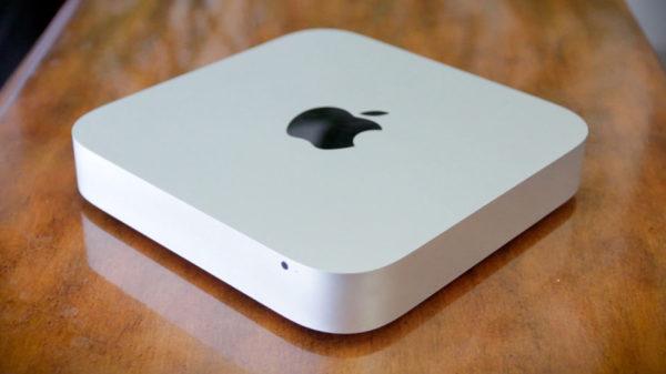 Как выглядит Mac mini