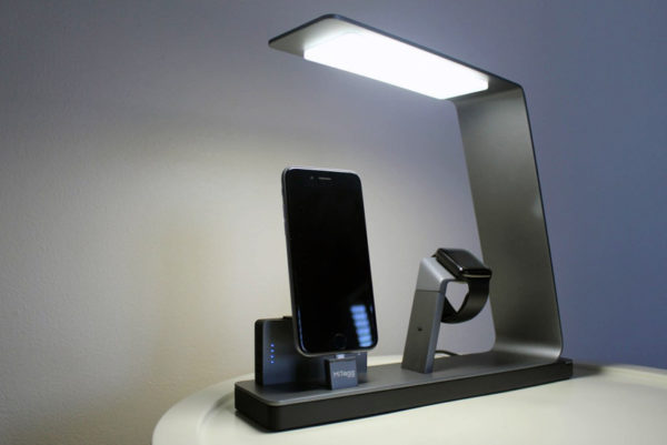 Светодиодная лампа в NuDock Power Station Lamp