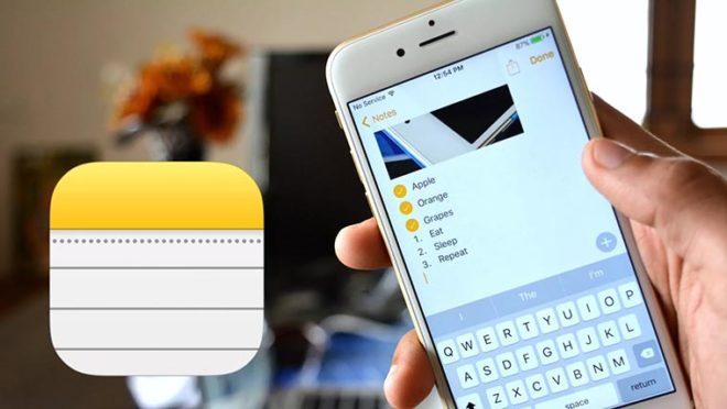 Восстановление заметок на iPhone без iCloud