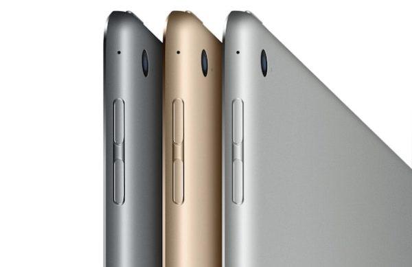 Камера в iPad