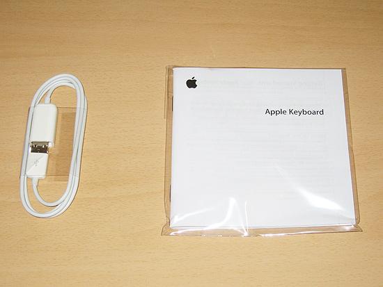 Комплектация Apple Keyboard