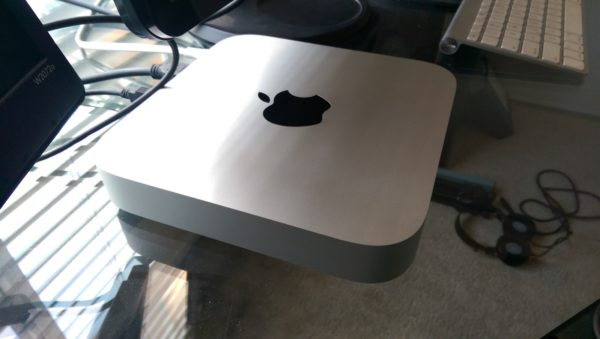 Mac mini 2014 года выпуска
