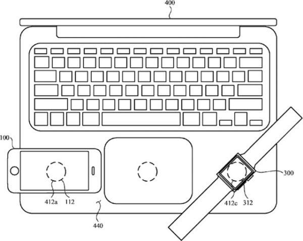 Суть нового патента Apple