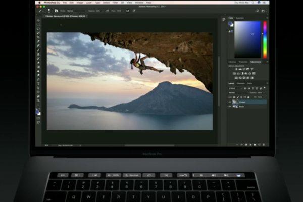 Photoshop на MacBook