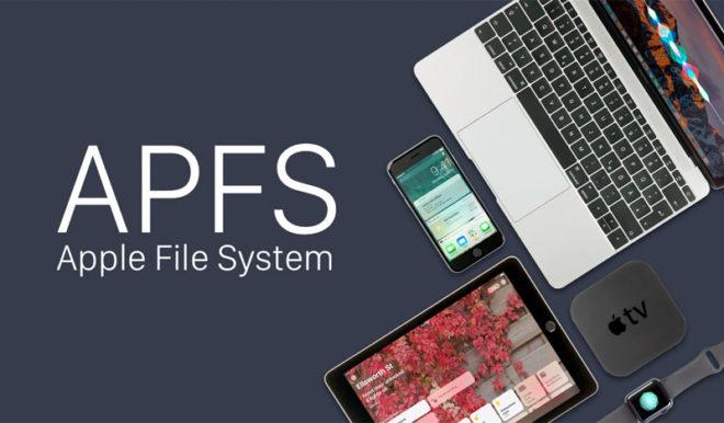 Файловая система APFS