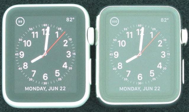 Сапфировый экран Apple Watch