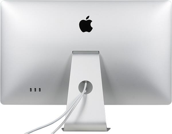 USB-порты в Cinema Display