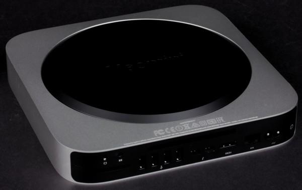 Верхняя крышка Mac mini