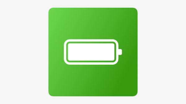 Значок команды для Siri «Быстрая зарядка»