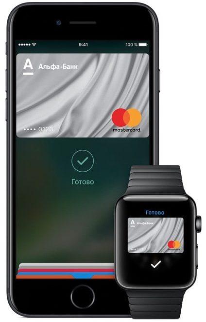 Настройка Apple Pay