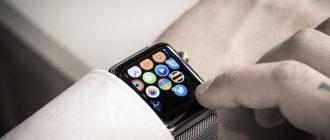 Принудительная остановка работы приложения на Apple Watch