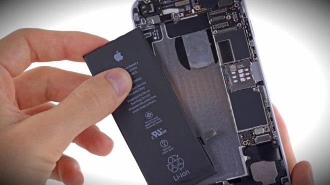 Как самостоятельно поменять аккумулятор в iPhone