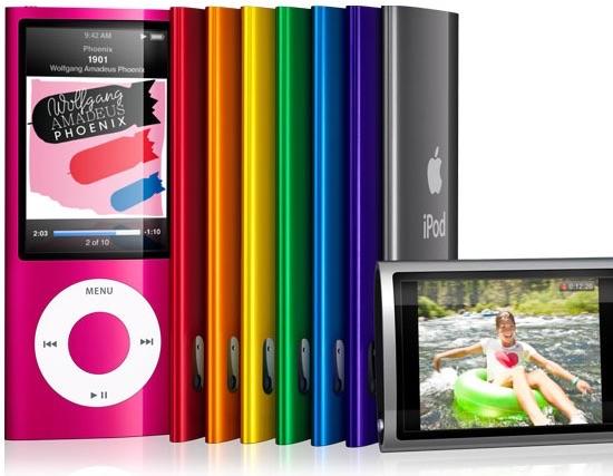 Обзор iPod