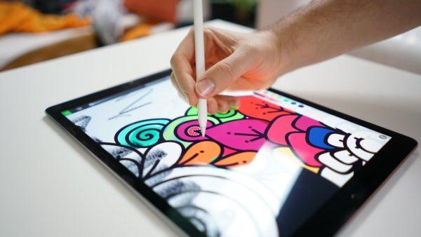 Возможности Apple Pencil
