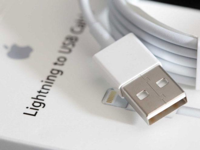Как отличить оригинальный Apple lightning-кабель от подделки