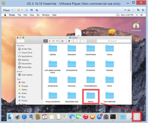 Удаление программы на MacOS из LAUNCHPAD - шаг 3