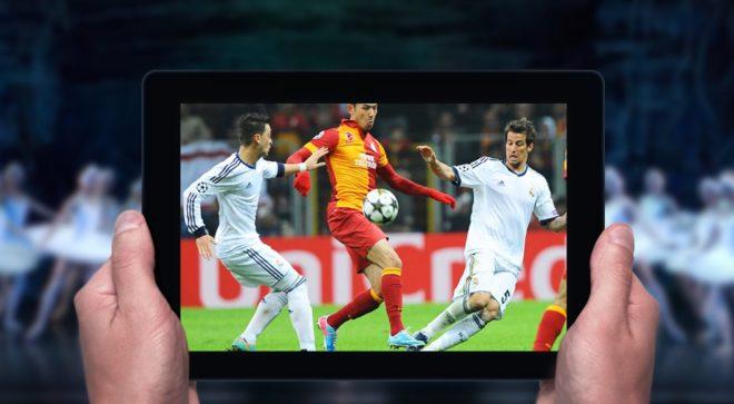 Как смотреть футбол на iPhone и iPad