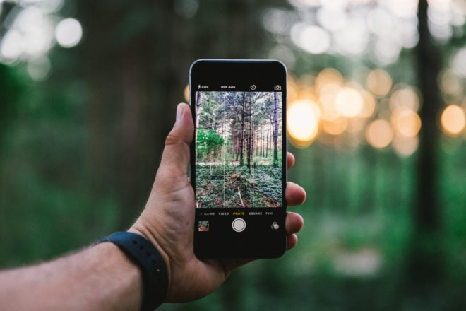 Как улучшить качество фото на iPhone и iPad
