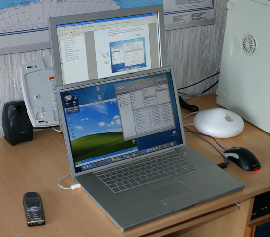 Дизайн PowerBook G4