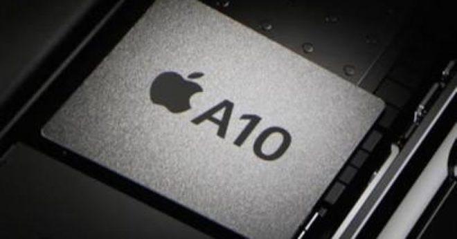 Микропроцессор Apple A10