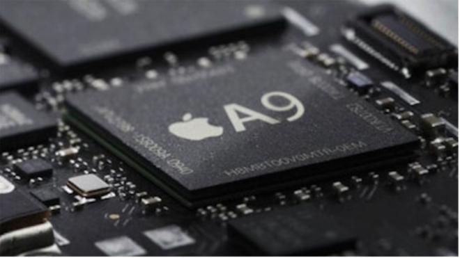 Микропроцессор Apple A9