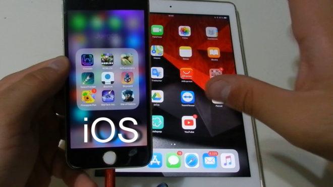 Обзор операционной системы iOS