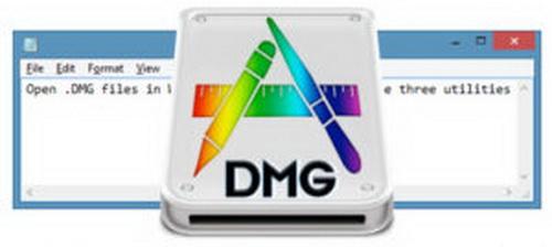 Извлечение содержимого файлов прошивок IPSW и DMG на Windows и OS X