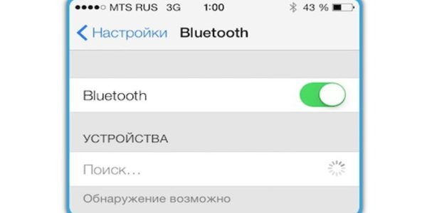 Раздача Wi-Fi через Bluetooth - шаг 1
